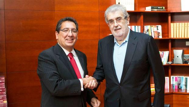 La Fundación Lara y la Fundación Cajasol firman un convenio de colaboración
