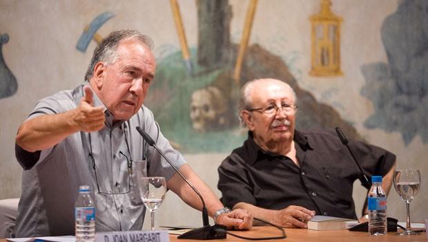 Joan Margarit y Rafael Guillén inauguran el III Encuentro nacional 'Poesía en Vandalia'