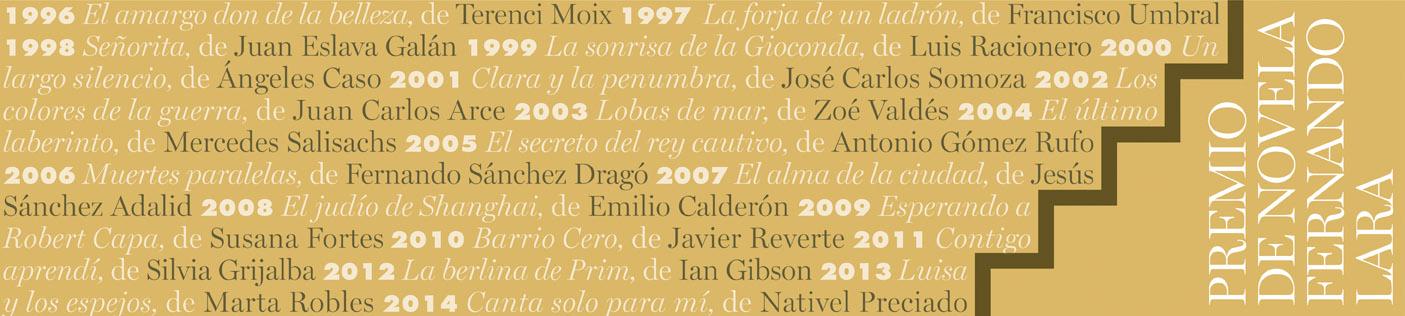 slider Premio de novela Fernando Lara