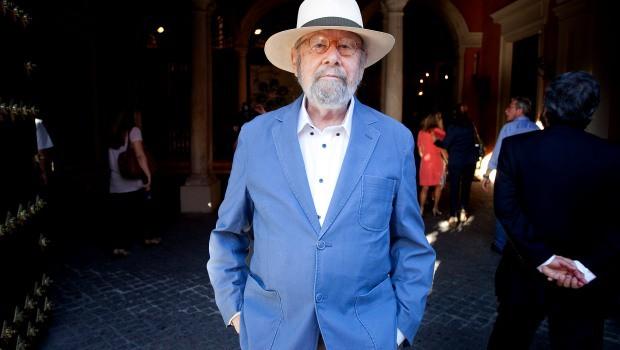 José Manuel Caballero Bonald asistió a la presentación de su biografía, ganadora del Premio Antonio Domínguez Ortiz