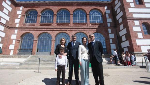 La localidad sevillana de El Pedroso inaugura su nuevo Centro de la Cultura 'Escuelas Nuevas'