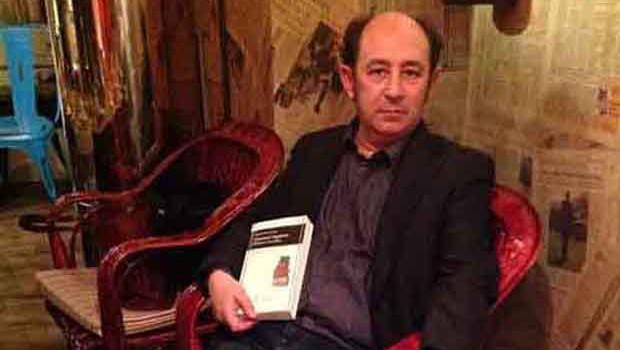 Adolfo García Ortega recopila toda su poesía en 'Animal impuro', nuevo título de la colección Vandalia