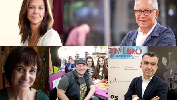 La Fundación Lara organiza en la Feria del Libro  de Sevilla un debate sobre la literatura de ciencia ficción y rinde homenaje a Rafael de Cózar