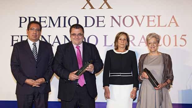 Entrega de los Premios Manuel Alvar y Antonio Domínguez Ortiz 2015