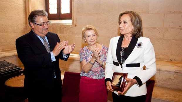 La Feria del Libro de Sevilla rindió homenaje a la figura de José  Manuel Lara Bosch