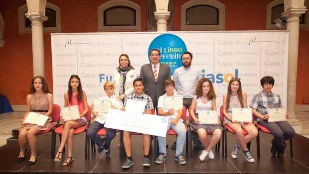 La Fundación Cajasol y la Fundación Lara ponen en marcha una nueva edición del certamen para escolares 'Mi libro preferido'