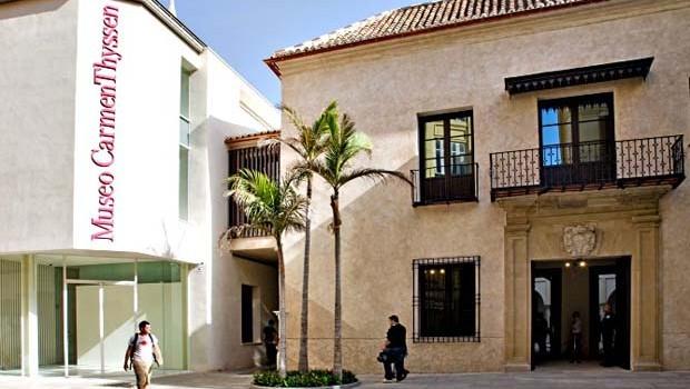 El Museo Carmen Thyssen Málaga y la Fundación José Manuel Lara colaboran en el proyecto 'Miradas de escritor'