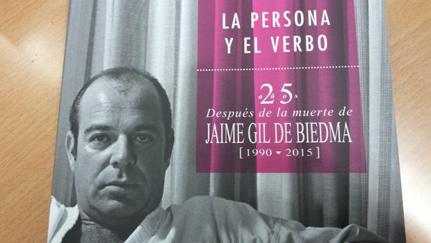 Llega a Sevilla la exposición dedicada a Gil de Biedma en el 25 aniversario de su muerte