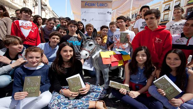 La Fundación Lara, un año más con la Feria del Libro de Sevilla, dedicada en esta edición a la literatura infantil y juvenil
