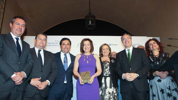 Paloma Sánchez Garnica obtiene el XXI Premio de Novela Fernando Lara