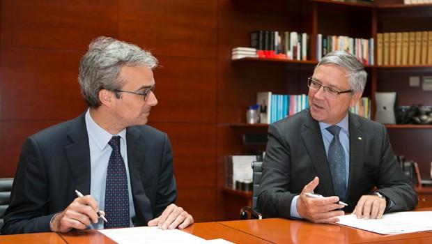Renovado el acuerdo entre la Fundación AXA y la Fundación José Manuel Lara para fomentar  las actividades culturales en Andalucía