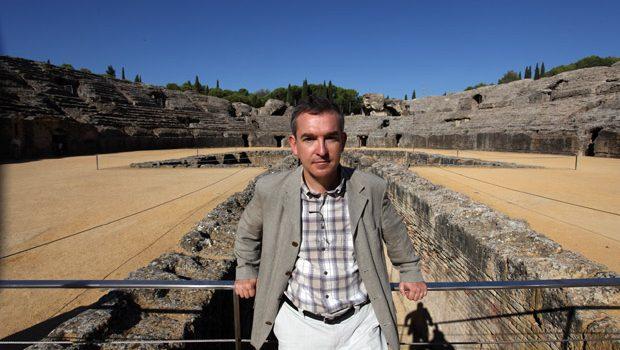 La lectura de Santiago Posteguillo abre una nueva edición del Hay Festival Segovia