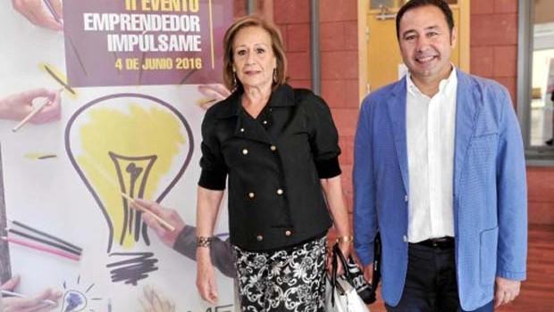 Mairena del Alcor rinde homenaje a José Manuel Lara Bosch coincidiendo con la celebración del II Evento Impúlsame