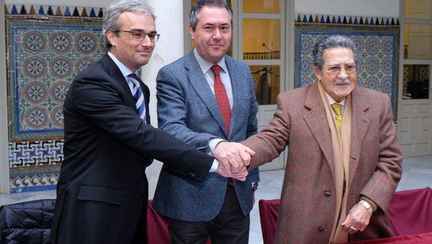 El Ayuntamiento acuerda con  la Fundación José Manuel Lara la adquisición de la Casa Fabiola como espacio museístico sede de la colección de Mariano Bellver