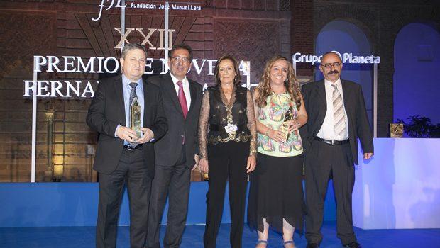Entregados los Premio Antonio Domínguez Ortiz y Manuel Alvar que conceden la Fundación Cajasol y la Fundación José Manuel Lara