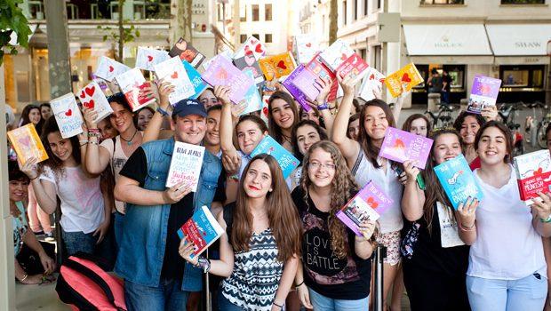 Programa de actividades de la Fundación Lara en la Feria del Libro de Sevilla 2017