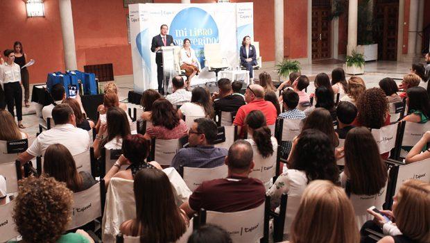 Fundación Cajasol y Fundación José Manuel Lara ponen en marcha la V edición del certamen escolar 'Mi libro preferido'