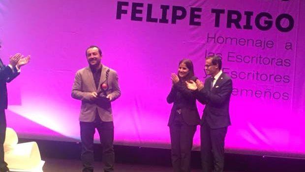 Juan Carlos Vázquez se alza con el Premio Felipe Trigo por su novela 'Los nombres de los barcos'