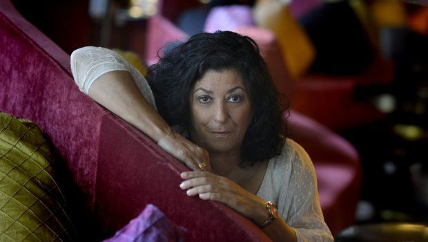 Almudena Grandes inaugura la Feria del Libro de Sevilla 2018, dedicada a las 'Mujeres de letras tomar'