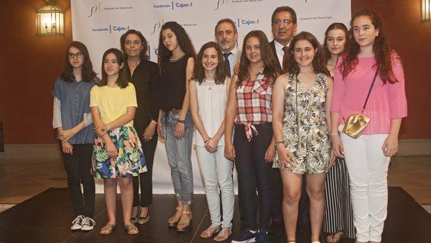 Entrega de premios de la V edición del certamen escolar 'Mi libro preferido'
