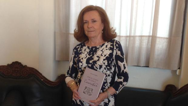 Aurora Egido: «En el autor de 'El Quijote' he encontrado siempre lo que andaba buscando, pues en su obra está todo»