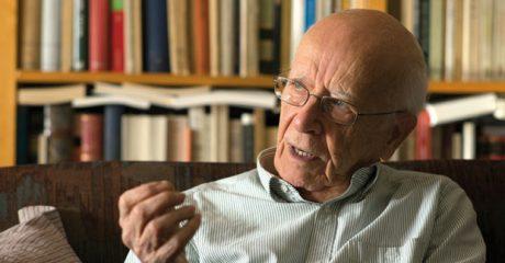 'Palabras en el tiempo': un diccionario filosófico que recoge el pensamiento de Emilio Lledó