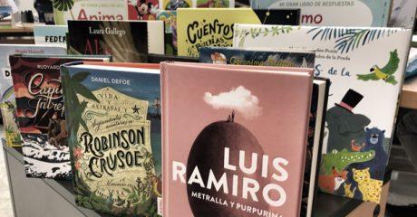 Día Internacional del Libro: La Fundación José Manuel Lara donará lotes de libros a las Bibliotecas Municipales  y al Hospital Infantil de Sevilla