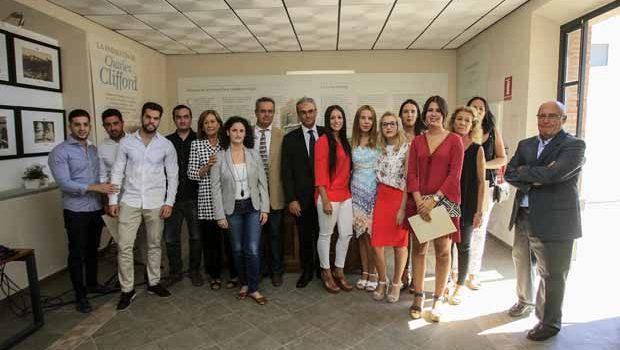 La Fundación José Manuel Lara concede 34 becas de estudios superiores a alumnos de las localidades sevillanas de Mairena del Alcor y El Pedroso