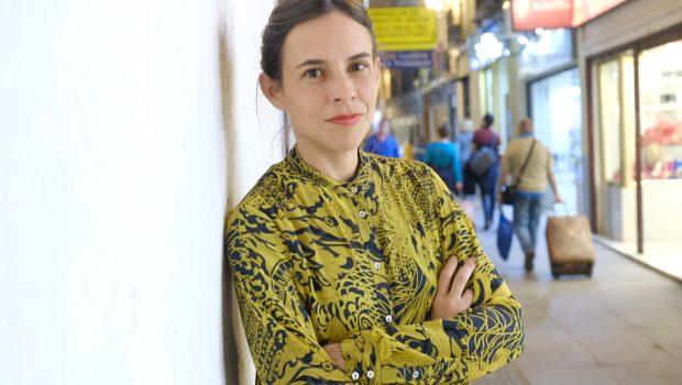 María Alcantarilla, con su libro 'Introducción al límite', Premio 'Las librerías recomiendan' 2020