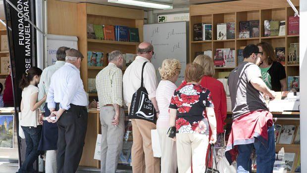 La Fundación José Manuel Lara acudirá fiel a su cita con la Feria del Libro de Sevilla