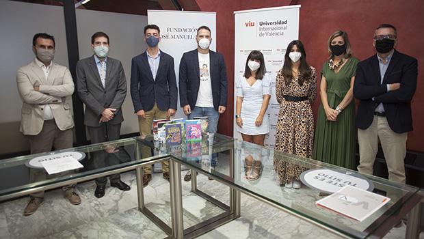 La Universidad Internacional de Valencia – VIU y la Fundación José Manuel Lara entregaron sus premios a los docentes ganadores de la II edición de 'Enseñamos a leer'