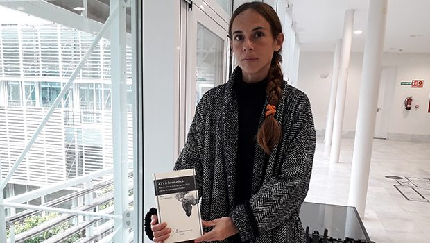 María Alcantarilla publica en la colección Vandalia la antología 'El cielo de abajo. La escritura del cuerpo en trece poetas hispanoamericanas'