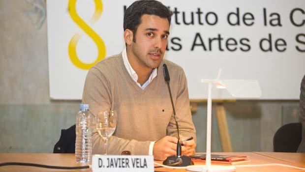 Javier Vela gana el XI Premio Iberoamericano  de Poesía Hermanos Machado