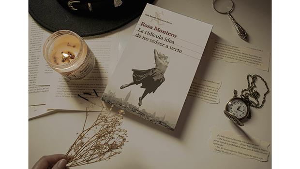 La escritora Rosa Montero y su libro 'La ridícula idea de no volver a verte' protagonizan el concurso 'La reseña del mes'