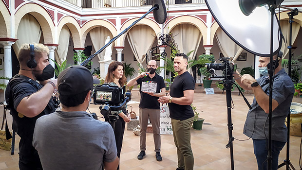 La Fundación José Manuel Lara patrocina el documental sobre la vida de Nebrija titulado 'Elio', protagonizado por el rapero Haze